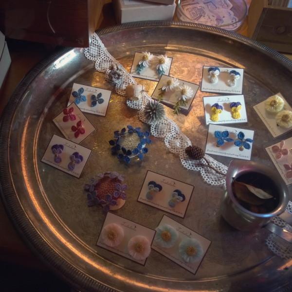 オケモト手仕事雑貨店[宝石箱] ありがとうございました!