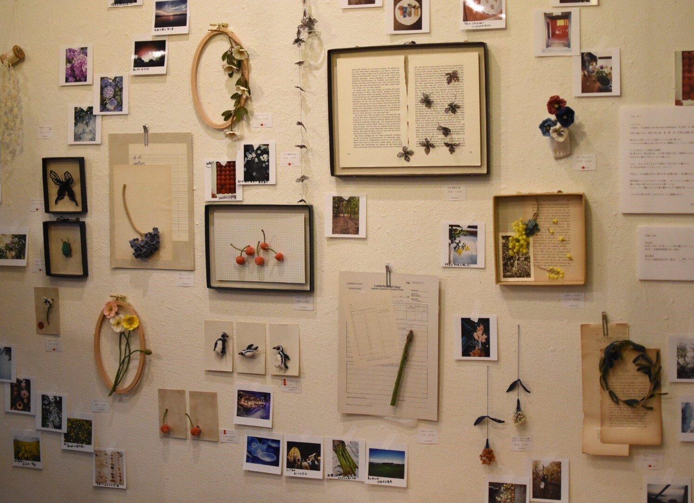 """""""1/365"""" Tralalala. crochet lace exhibition 終了しました"""
